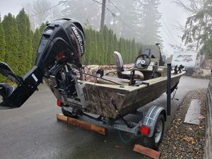 2016 Tracker Grizzly 1648 for Sale in Marysville, WA