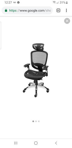 Black Desk Chair for Sale in Atlanta, GA