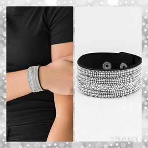 Paparazzi wrap bracelet! 2 buckles for Sale in Medford, OR