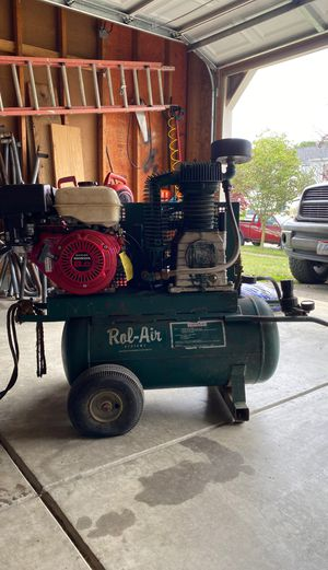 Rol-air air compressor for Sale in Galloway, OH