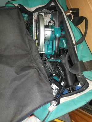 Markita tools and bag for Sale in New Port Richey, FL