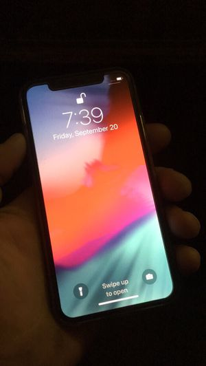 IPhone X 64gb t-mobile for Sale in Lynnwood, WA