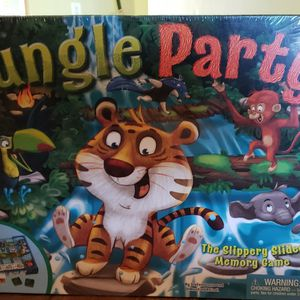 Jungle Party Memory Game for Sale in Chandler, AZ