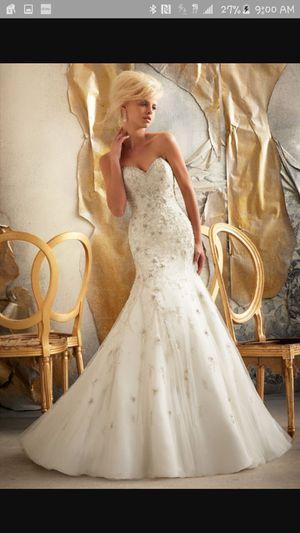 Mori Lee wedding dress for Sale in Palos Hills, IL