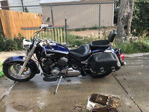 Yamaha Vstar Motorcycle for Sale in Denver, CO