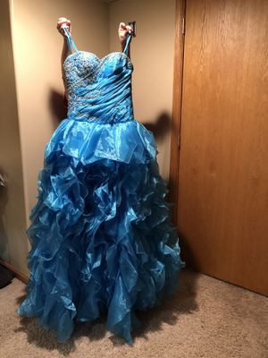 Quinceañera dress for Sale in Beach Park, IL