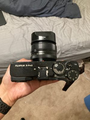 Fujifilm x-pro 2 with 35mm lens for Sale in Orange, CA