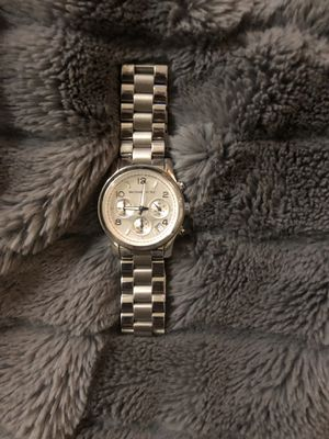 Michael Kors Silver watch for Sale in Arvada, CO
