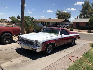 1973 Chevy El Camino 350 for Sale in Glendale, AZ