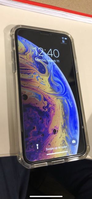 Like New iPhone X 256GB UNLOCKED for All Carrier for Sale in Arlington, VA