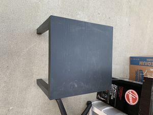 Table / ikea / black square for Sale in Alta Loma, CA