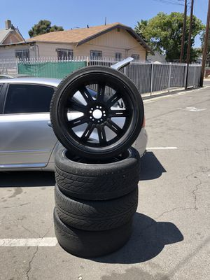 "22"" Rims for Sale in Los Angeles, CA"