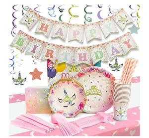 Unicorn Party Supplies Pack for Sale in Oroville, CA