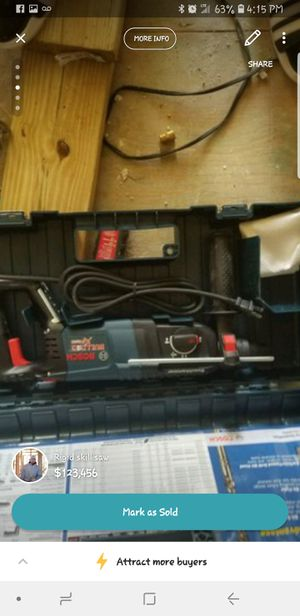 Hammer drill brand new for Sale in Winter Haven, FL