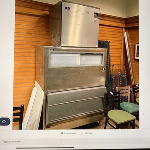 Ice Machine And Bin for Sale in Dallas, TX