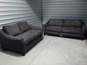 🐅👀 Grey sofa set 🎶🌎 for Sale in Smyrna, GA