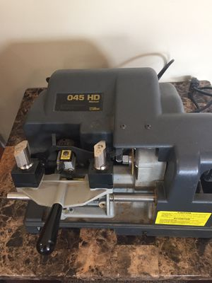 Kaba Ilco 045 HD Manual Key Machine for Sale in Oklahoma City, OK