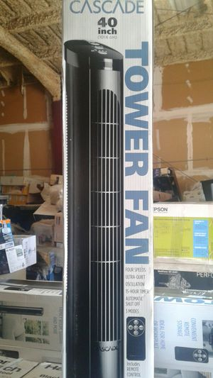 Tower fan for Sale in Modesto, CA