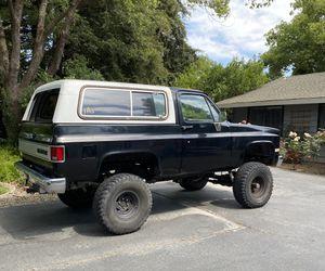 1986 Chevy K5 Blazer for Sale in Elk Grove, CA