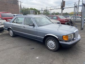 1991 Mercedes 420 for Sale in Philadelphia, PA