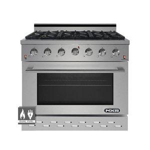 NXR 36' 6 Burner professional Range for Sale in The Plains, VA