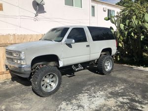94 Chevy blazer 4x4 for Sale in Santa Ana, CA