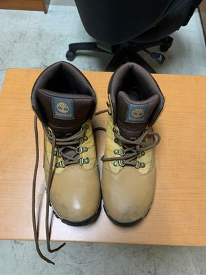 Timberland hiking boots, size ten for Sale in Oceanside, CA