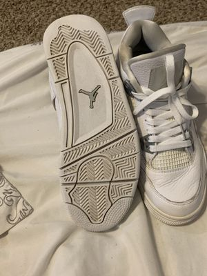 air jordan pure money 4 for Sale in Austin, TX