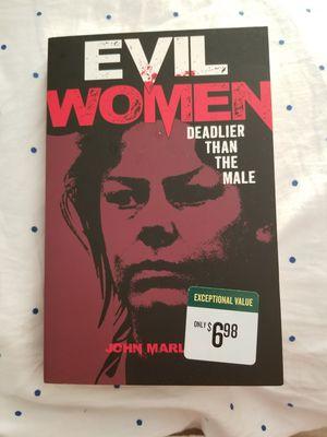 Evil Women for Sale in Evansville, IN