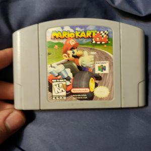 Mario Kart 64 for Sale in Oak Grove, OR