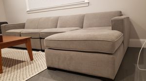 Nearly new sectional sofa from Room & Board for Sale in San Francisco, CA