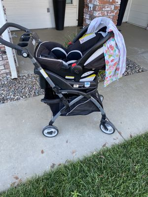 Graco stroller/car seat combo for Sale in Fresno, CA
