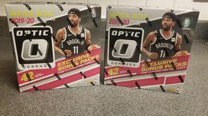2019-2020 Optic Basketball Mega Box for Sale in Tampa, FL