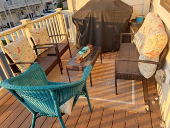 Patio Set For Small Space for Sale in Frederick, MD