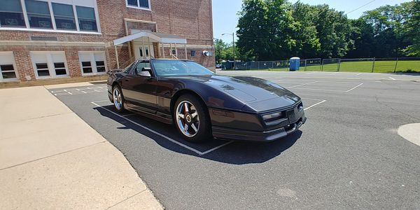 1988 Chevy Corvette