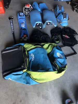 FIELD HOCKEY GOALIE PADS for Sale in North Kingstown, RI