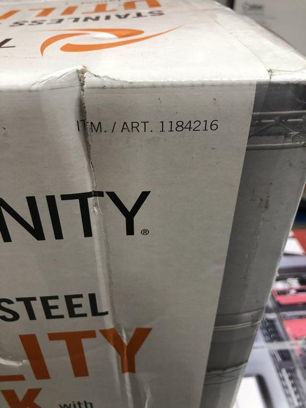 Trinity sink