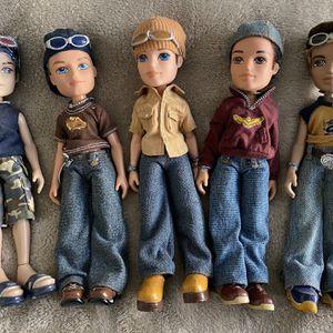 Bratz Men Dolls for Sale in Bakersfield, CA