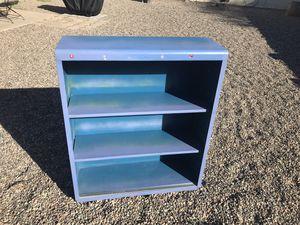 Hon metal adjustable bookcase for Sale in Tempe, AZ