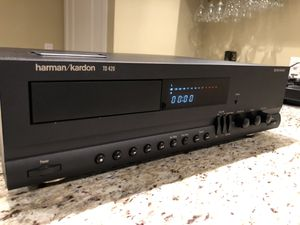 HARMON/KARDON TD 420 audiophile HX Pro Stereo Cassette Deck Recorder for Sale in Chicago, IL