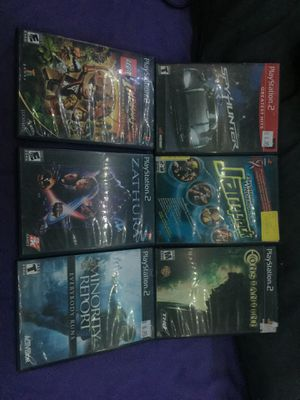 PS2 games for Sale in Vancouver, WA