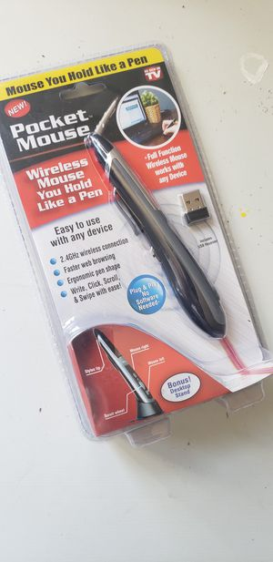 Wireless Pen mouse for Sale in San Jose, CA