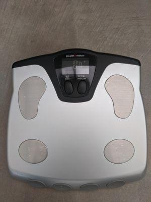 Digital body fat scale for Sale in Seattle, WA