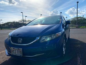2013 Honda Civic LX Sedan 4D 86xxx miles for Sale in Pearl City, HI