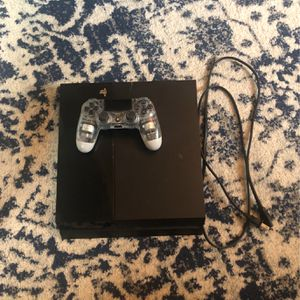 PS4 AND PS4 Controler With Account And Digital GTA 5 And Digital 2k20 And Digital 2k21 Digital Assassin Creed Odyssey And Many Other Games!!! for Sale in Dearborn, MI