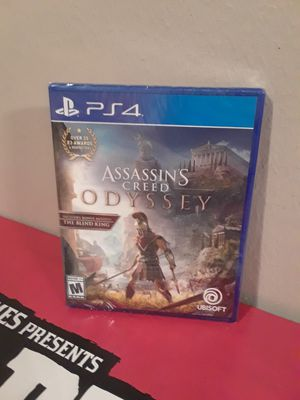 Assassins Creed odyssey $20 firm price for Sale in Houston, TX