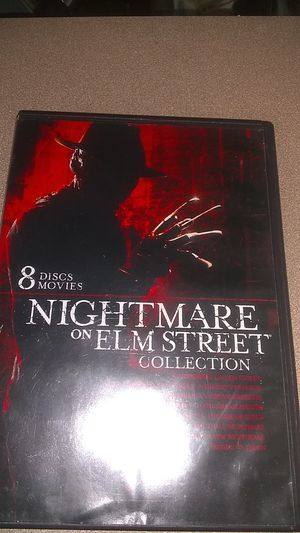Complete nightmare on elm Street movie collection for Sale in Tampa, FL