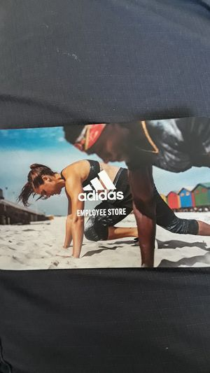 ADIDAS empoee store pass for Sale in Portland, OR