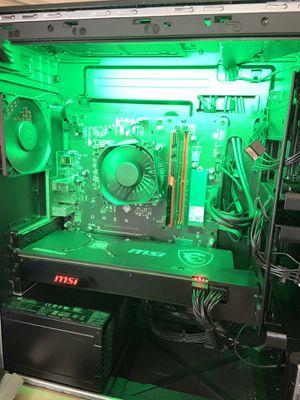 HP Omen Obelisk gaming pc desktop i7-9700f/MSI Vega 64/tridentZ 8gb 3400 ddr4/512gb m.2 nvme ssd/windows 10 for Sale in Artesia, CA