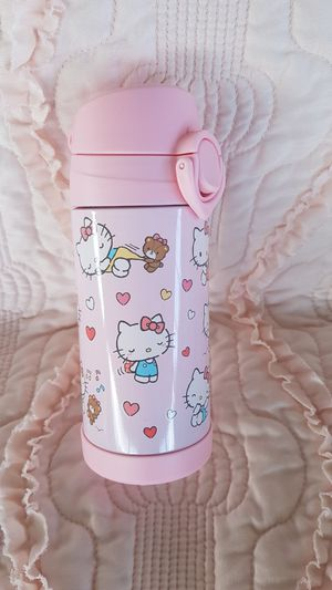 Hello Kitty Hearts Water Bottle for Sale in Winter Haven, FL